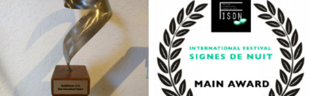 My Life Without Air awarded in Palm Springs and Berlin